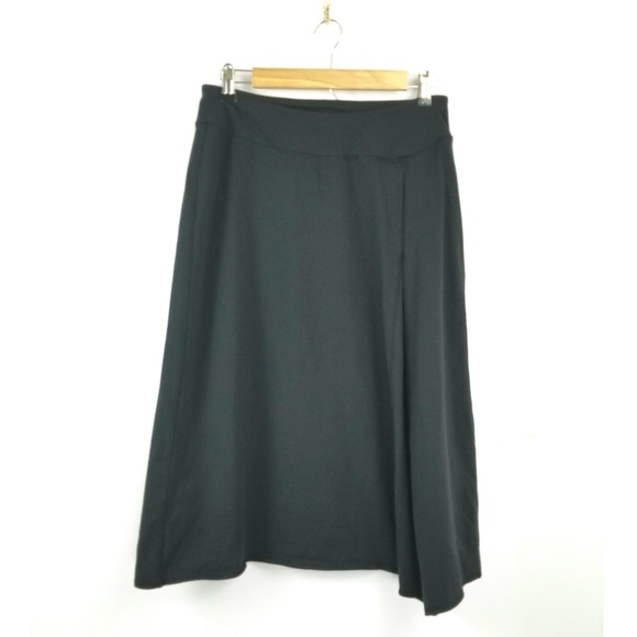 Athleta Dresses & Skirts - 3 for $25- Athleta Black Midi Skirt